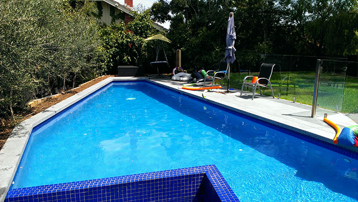 Rendering Swimming Pool – Camberwell