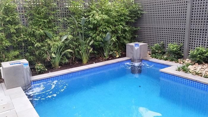 Sandringham Pool Rendering